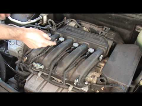 Ignition Coil Misfire How to change a coil - YouTube