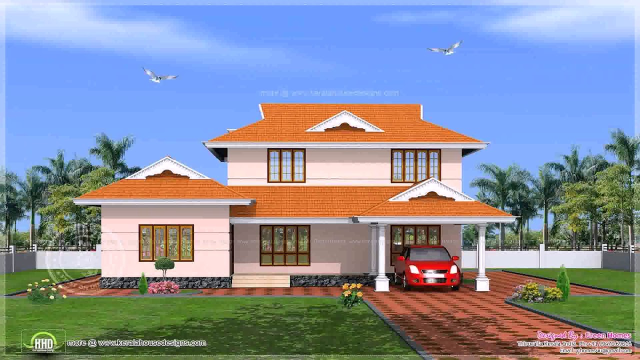 Small House Design Nepal - YouTube