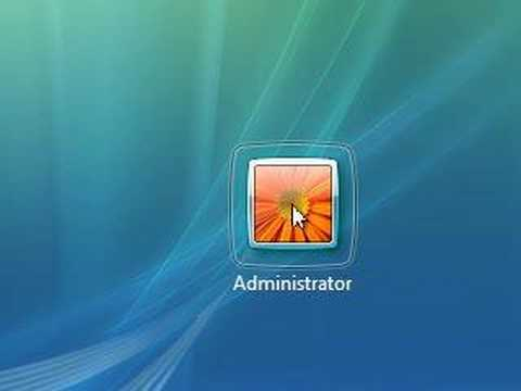 How To Enable The Administrator Account On Windows Vista & Windows 7