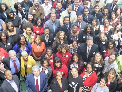 City Hall reception honors ACE teachers and leaders