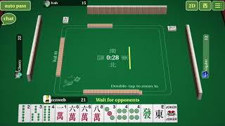 FREE online Red Mahjong app for iPhone and iPad