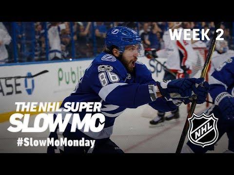 Super Slo-mo: Week 2