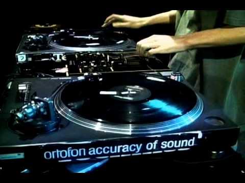 2001 - DJ Jay K (Switzerland) - DMC World DJ Final