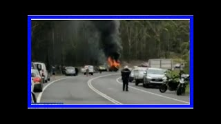 Jessica Falkholt of accident: the first on the scene of the horror crash kills Home and Away actres
