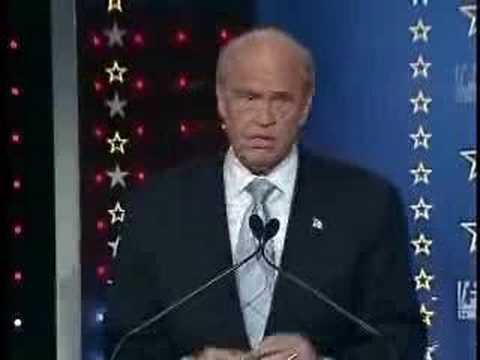 Fred Thompson wins SC Debate & Provides Huckabee a Smackdown