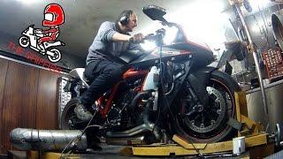 2009 KTM 1190 RC8 R Videos