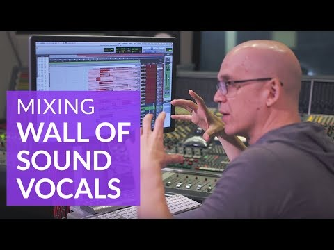 How to Produce a Massive Vocal Wall of Sound | Devin Townsend