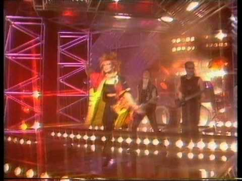 Toyah - Be Proud, Be Loud (Be Heard) 1982