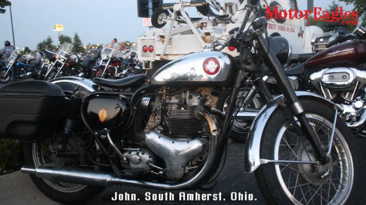 Historical Bike The 1960 BSA Super Rocket