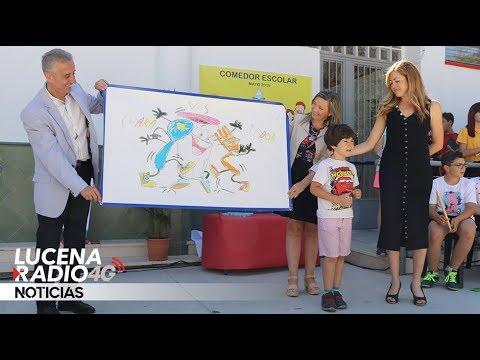 VÍDEO: Inauguración del Comedor Escolar en el colegio público Virgen de Araceli.