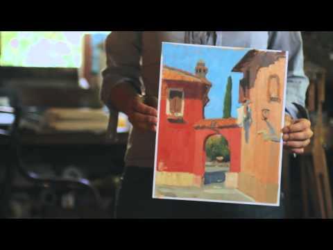 Kelly Medford Plein Air Painter