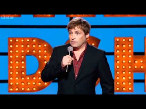 Save Ardal O'Hanlon - Comedy Roadshow Pictures