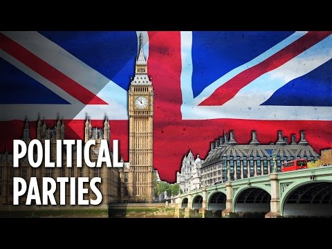 The UK's Many Political Parties Explained