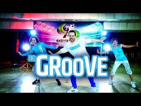No Groove - Ivete Sangalo ft Psirico  chakaboom fitness Coreografia Dance choreography zumba
