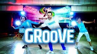 No Groove - Ivete Sangalo ft. Psirico | chakaboom fitness (Coreografia) Dance choreography zumba