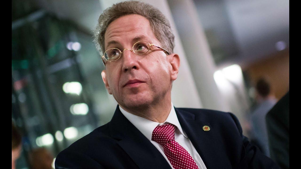 """CHEMNITZ: Hans-Georg Maaßen sieht sich als wahres Opfer der """"Hetzjagd"""""""