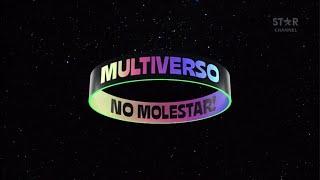 STAR Channel - No Molestar! - Bumpers 2021 (+ ID & Fin de horario ATP)