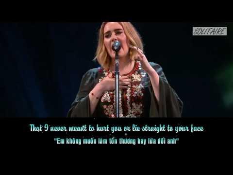[Lyrics+Vietsub] Adele - River Lea