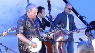 """Lonesome Road Blues"" Gettysburg Bluegrass Festival May 2012 All Star Jam"