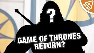 What Major Game of Thrones Character's Return Means for the Future! (Nerdist News w/ Jessica Chobot)
