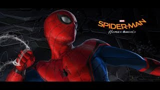 SPIDER-MAN HOMECOMING Comic Con Footage (Fan made)