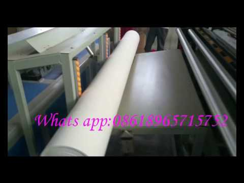 Papercraft Automatic Maxi Roll Paper Rewinding Machine With Automatic Band Saw Cutting Machine