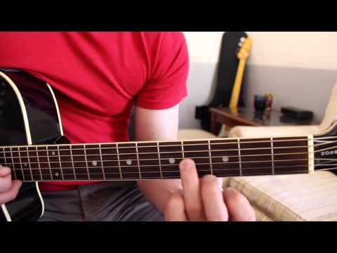 The Fray - Love Don't Die (Guitar Chords & Lesson) by Shawn Parrotte