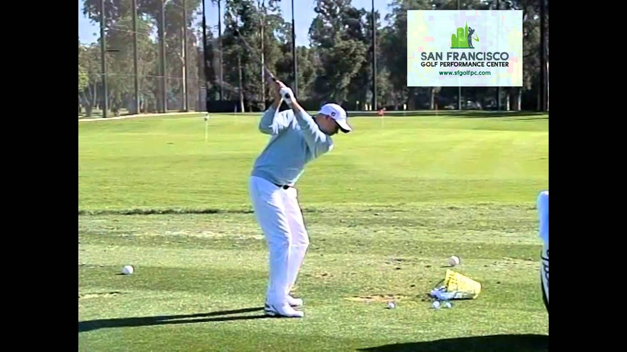 Bill Haas Golf Swing - YouTube