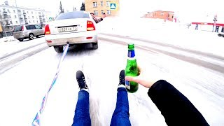ДЕНЬ РУССКОГО СТУДЕНТА / A DAY IN THE LIFE OF A RUSSIAN STUDENT