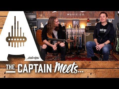 The Captain Meets Mike Dawes