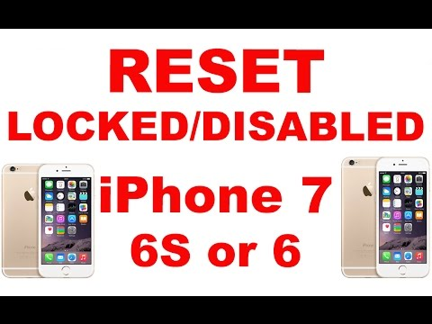 how to reset locked iphone 5c remove reset password locked or disabled iphone 6 5s 5c 5 19025