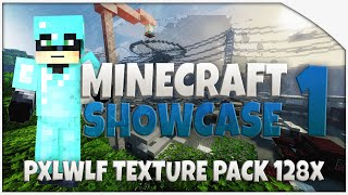 PXLWLF TEXTURE PACK REVIEW by justryuu ♦ MINECRAFT SHOWCASE [FOLGE 1] - BATCRAFTHD