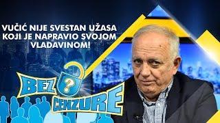 Dušan Teodorović - Vučić nije svestan užasa koji je napravio svojom vladavinom!