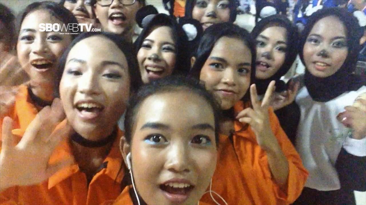 Opening Party JRBL Surabaya Series 2016 - Adu Konsep Dance Antar SMP | PART II