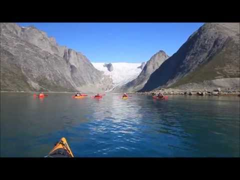 South Iceland and Greenland Kayak and Trekking
