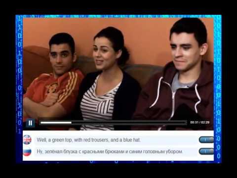 Популярный Молодёжный Мини сериал Лондон Центральный по Изучению английского языка