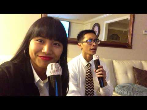 karaoke with the bro
