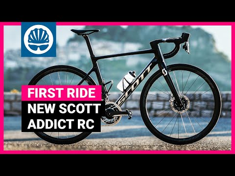 NEW Scott Addict RC | Ludicrously Clean Looks & Disc-Only