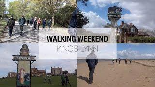 Walking Weekend - King's Lynn 2016