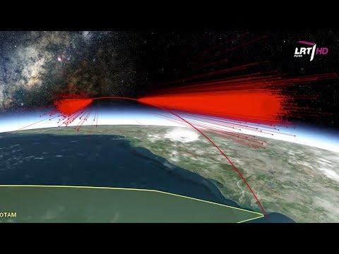 Mokslo sriuba: kosminės šiukšlės ir kelionės į kitas žvaigždes (paskutinė šio sezono laida)