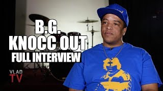BG Knocc Out on Tekashi, 9 Trey Bloods, Keefe D, 2Pac, Orlando, Kodak Black, Eazy-E (Full Interview)