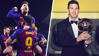 Why Messi has already won the 2019 Ballon d'Or - Oh My Goal