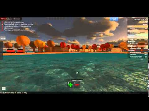 Hacker on Work at a Pizza Place on roblox- part 2