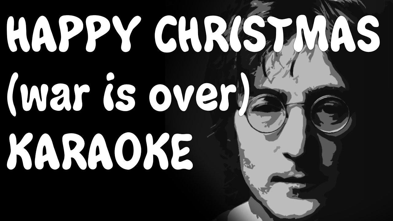 Summary -> John Lennon Happy Xmas War Is Over Lyrics Hd Youtube