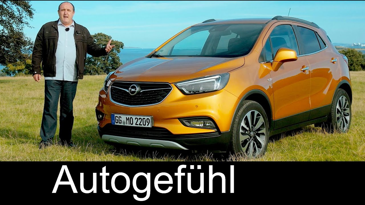 vauxhall opel mokka x full review test driven facelift 2017 autogef hl youtube. Black Bedroom Furniture Sets. Home Design Ideas