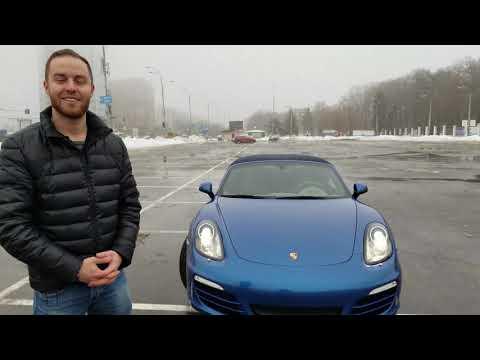 Porsche Boxster 2014 из США с экономией 20000 долларов // Авто из США