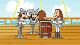 Cuéntamelo Chabelito – Vasco Núñez de Balboa y el avistamiento del mar del sur.