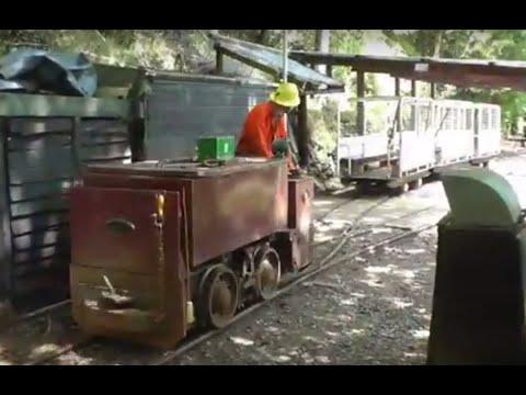 Morwellham Quay - Copper Mine Tramway