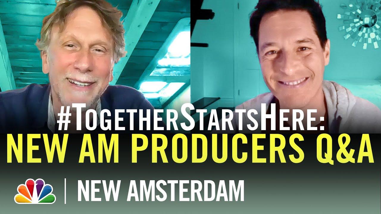 Ryan Eggold of 'New Amsterdam' talks season finale, quarantine ...
