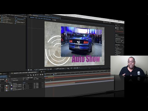 How to Get Started with Adobe After Effects CC - 10 Things Beginners Want to Know How To Do